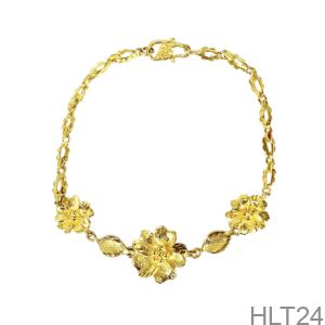 Lắc Tay Cưới Vàng 24K - HLT24