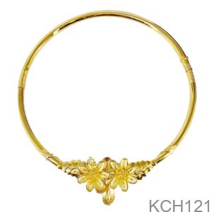 Kiềng Cưới Vàng 24K - KCH121