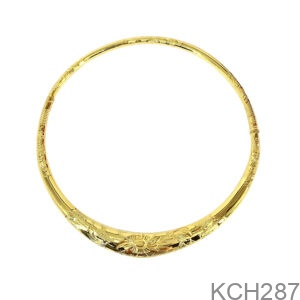 Kiềng Cưới Vàng 24K - KCH287