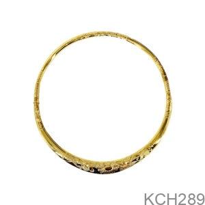 Kiềng Cưới Vàng 24K - KCH289