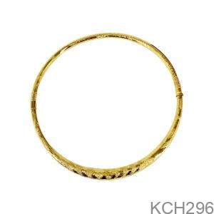 Kiềng Cưới Vàng 24K - KCH296