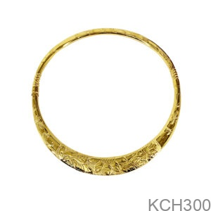 Kiềng Cưới Vàng 24K - KCH300