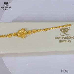 Lắc Tay Vàng Vàng 24K –  LTH85