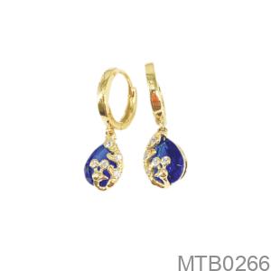Bộ Trang Sức Vàng 18K - MTDB0134