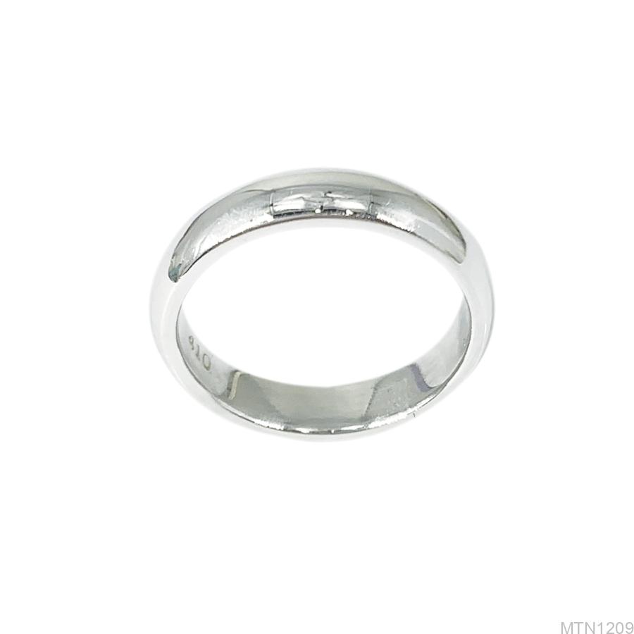 Nhẫn Nữ Vàng Trắng 10K - MTN1209