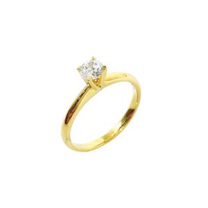Nhẫn Nữ Vàng Vàng 18K - MTN1290