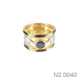 Nhẫn Nam Vàng Vàng 10K - N2.0040