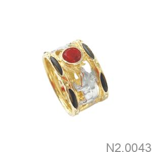 Nhẫn Nam Vàng Vàng 10K - N2.0043