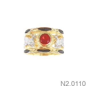 Nhẫn Nam Vàng Vàng 10K - N2.0110