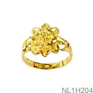 Nhẫn Nữ Vàng 24K - NL1H204