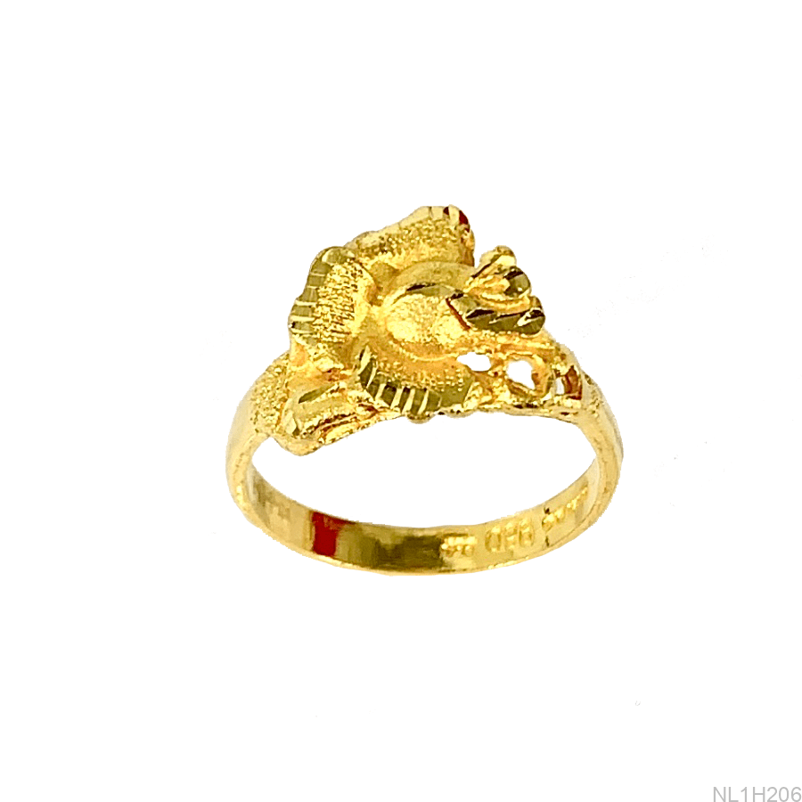 Nhẫn Nữ Vàng 24K - NL1H206