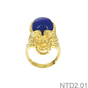 Nhẫn Nam Rồng Vàng 18K - NTD2.01