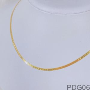 Dây Chuyền Nữ Vàng Vàng 18K - PDG06